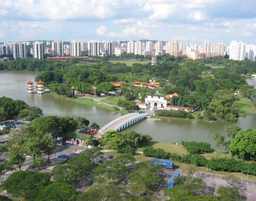Residential Home Cleaner in Jurong Town